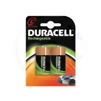 Duracell Rechargeable 2x HR14