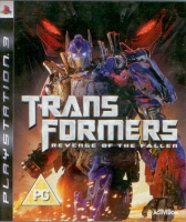 Transformers: Revenge of the Fallen (PS3) použité
