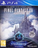 Final Fantasy XIV: A Realm Reborn & Heavensward (PS4)