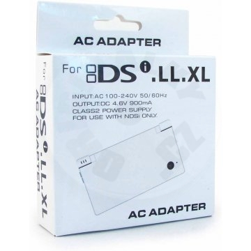 AC Adapter 3DS.LL.XL (NEW3DS/3DS/2DS/NDS/DSi)