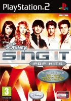 Disney Sing It: Pop Hits (PS2)