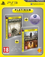 Resistance: Fall of Man + Resistance 2 (PS3)