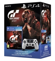 Gran Turismo Sport + Limited Edition DualShock 4 (PS4)