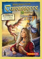Carcassonne - The Princess and the Dragon