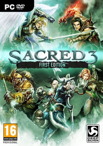 Sacred 3 - First Edition (PC)