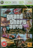Grand Theft Auto: Episodes From Liberty City (X360)