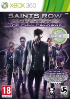 Saints Row: The Third - The Full Package (X360)