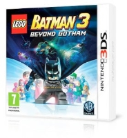 Lego Batman 3: Beyond Gotham (3DS)