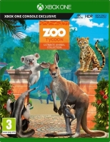 Zoo Tycoon Ultimate Animal Collection (XONE)