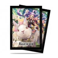 UltraPRO Deck Protector Sleeves - Force of Will A4: Kaguya -  65 Sleeves