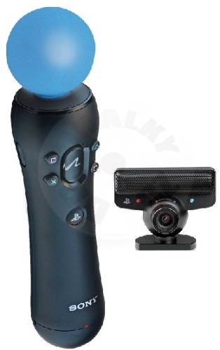Sony PlayStation Move Starter Pack (PS3/PS4)