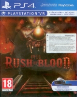 Until Dawn Rush of Blood (PS4)