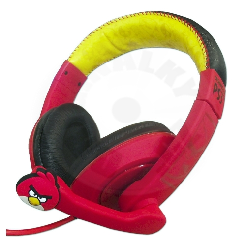 Angry Birds Gaming Headset (PS3)