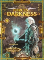 Dungeon Twister Expansion 4 Forces of Darkness