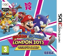 Mario & Sonic at the London 2012 Olympic Games (3DS)