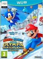 Mario and Sonic at the Sochi 2014 Olympic Winter Games (Wii U)