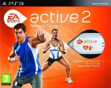 EA Sports Active 2 (PS3) použité