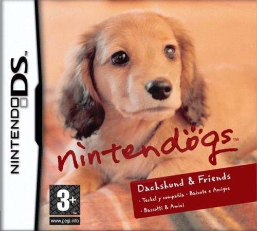 Nintendogs: Dachshund and Friends (DS)