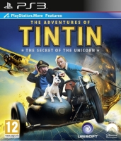 The Adventures of Tin Tin: The Secret of the Unicorn (PS3)