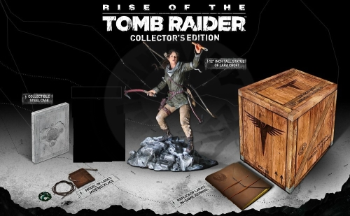 Rise of the Tomb Raider - Collector Box
