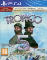 Tropico 5 - Limited Edition (PS4)