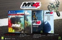 Moto Racer 4 - Deluxe Edition (PS4)