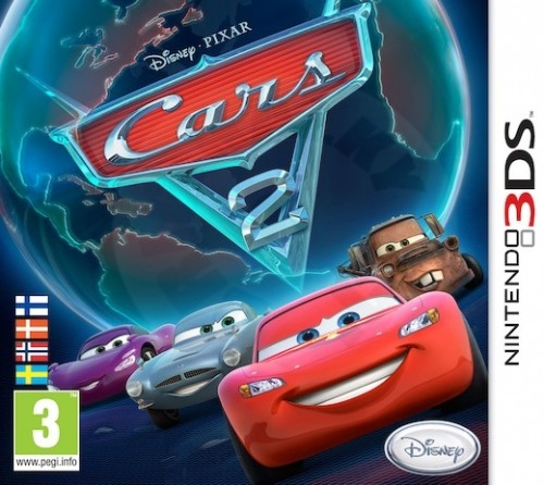 Cars 2 (3DS)