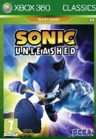 Sonic: Unleashed (X360)
