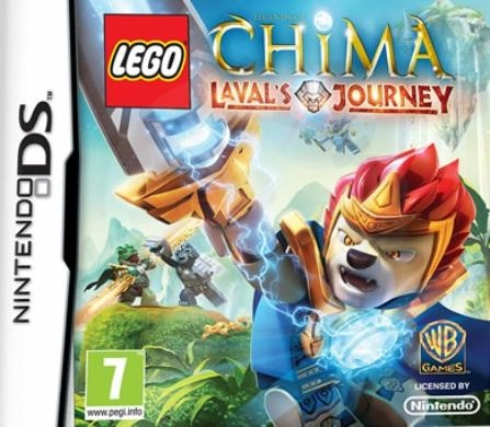 Lego Legends of Chima: Lavals Journey (DS)