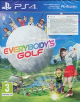 Everybody´s Golf (PS4)