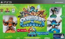 Skylanders: Swap Force - Starter Pack (PS3)