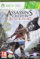 Assassin´s Creed IV Black Flag - CZ (X360)