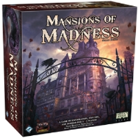 Mansions of Madness: Second Edition - EN