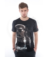 Star Wars: Rogue One - Death Trooper - black Shirt size L