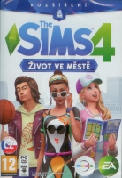 The Sims 4: Život v meste (PC)