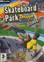 Skateboard Park Tycoon 2004: Back in the USA (PC)