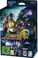 Star Fox Zero First Print Edition (Wii U)