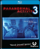 Paranormal activity 3 (BD)