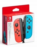 Joy-Con Pair - Neon Blue and Neon Red (Switch)