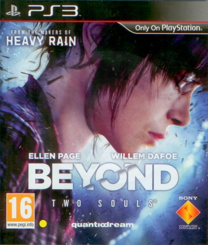 Beyond Two Souls - CZ (PS3)