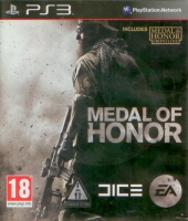 Medal of Honor (PS3) použité