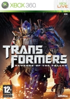 Transformers: Revenge of the Fallen (X360) použité