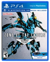 Zone of The Enders The 2nd Runner Mars (PS4)