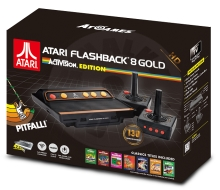 AtGames Atari Flashback 8 Gold HD - Activision Edition