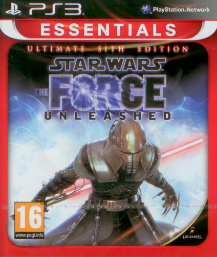 Star Wars: The Force Unleashed - Ultimate Sith Edition (PS3) použité