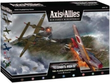 Axis and Allies Air Force Miniatures Bandits High - Starter Set