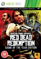 Red Dead Redemption - Game of The Year (X360)