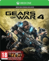 Gears of War 4: Ultimate Edition (XONE)