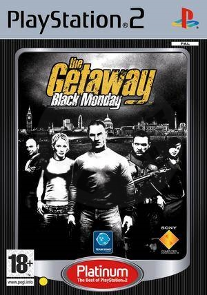 The Getaway 2: Black Monday (PS2)