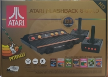AtGames Atari Flashback 8 Gold HD